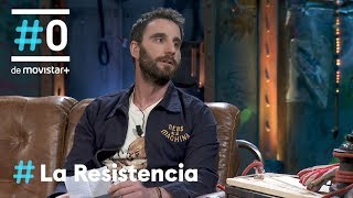 LA RESISTENCIA - Los propósitos de Dani Rovira para 2020   #LaResistencia 14.01.2020