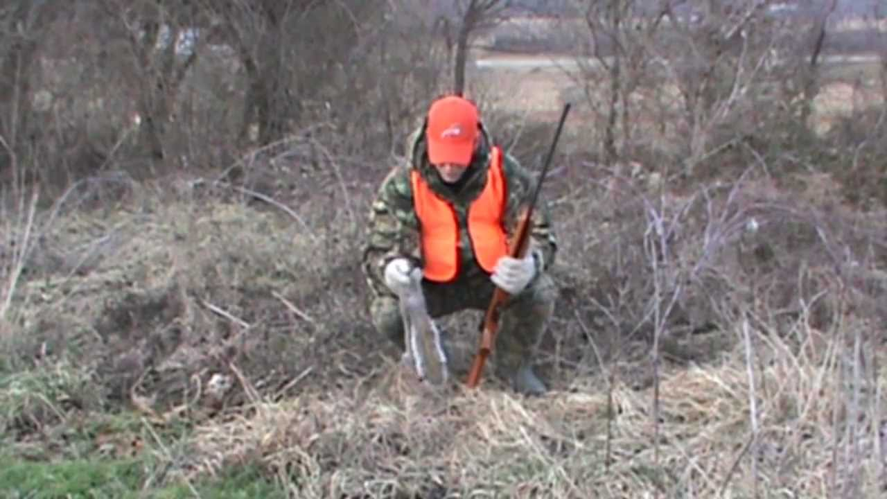 Small Game Hunting Lancaster County PA 2012 - YouTube