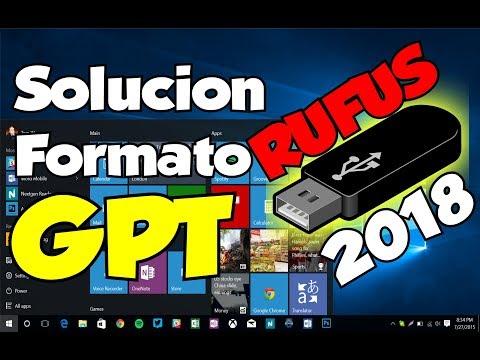 soluciÓn-formato-gpt-al-formatear-pc-│2019│-el-disco-seleccionado-tiene-estilo-de-partición-gpt