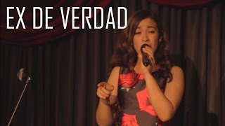Video Ex de Verdad - Ha*Ash (cover) Natalia Aguilar download MP3, 3GP, MP4, WEBM, AVI, FLV Agustus 2017