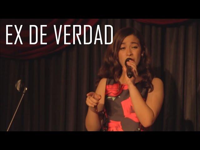 EX DE VERDAD - Natalia Aguilar
