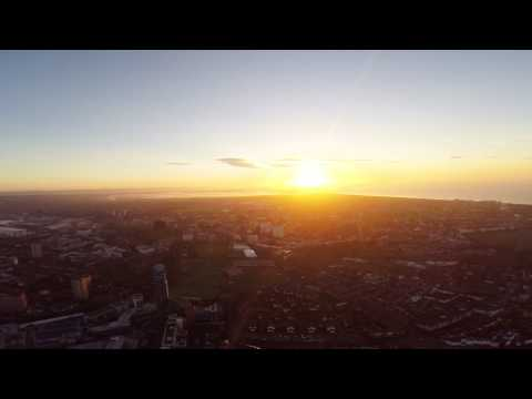 Portsmouth and Southsea Aerial Footage