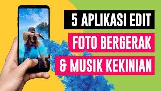 Download Mp3 5 Aplikasi Edit Foto Bergerak dengan Musik Terbaik di Android