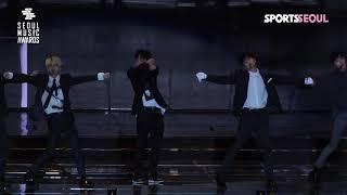 [단독영상] 아이콘(iKON), 스웨그 흘러넘치는 무대 직캠 '서울가요대상'