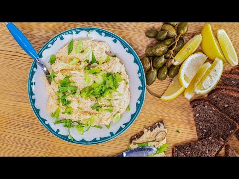 How To Make Smoked Whitefish Pate By Michael Symon