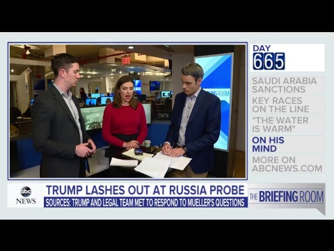 Briefing Room: Saudi Arabia sanctions, Florida recount, Pelosi on Speakership support | ABC News