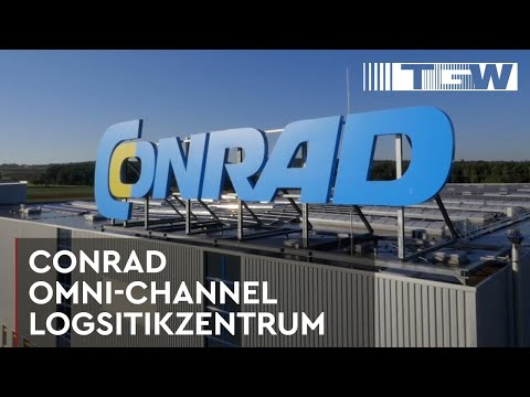 CONRAD ELECTRONIC, TGW realisiert Omni-Channel-Distributionszentrum (german)