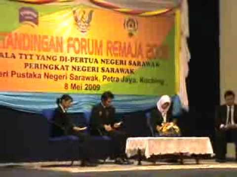 Forum Remaja Peringkat Negeri Sarawak 2009