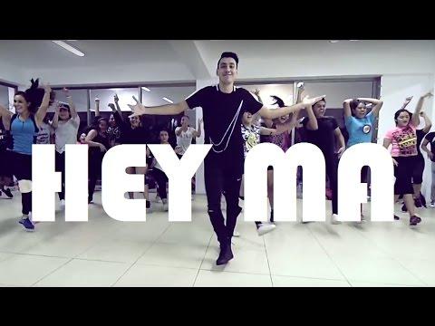 Pitbull & J Balvin - HEY MA ft Camila Cabello | Coreografía Fernando Toledo
