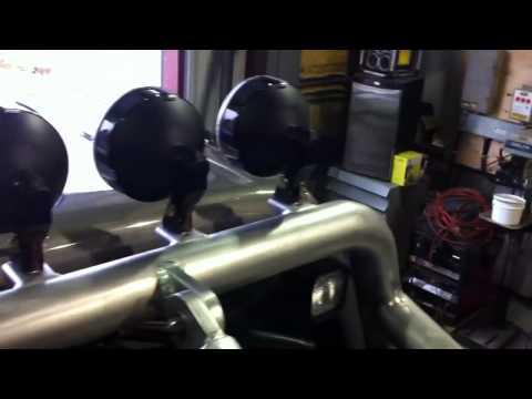 Badass roll bar FORD F350