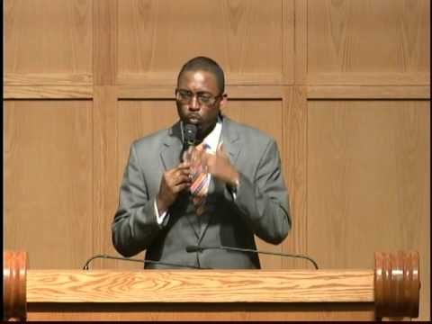 "Rev. Damon P. Williams, Ph.D. - ""The Day Nice Overcame Nasty"""