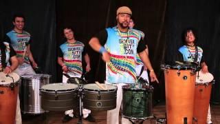 Samba Reggae Class with Marcus Santos