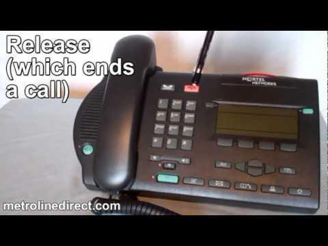 Nortel M3903 Telephone