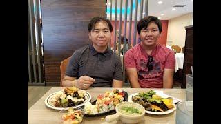 NATSUMI SUSHI AND SEAFOOD BUFFET NYOB SAN DIEGO