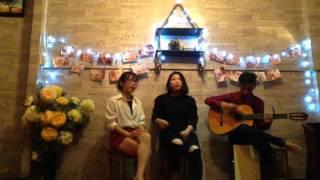 Những lời buồn (cover) - IFband - Ráng Chiều Acoustic