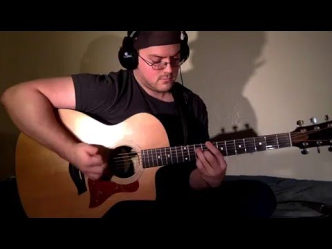 D'yer Mak'er - Led Zeppelin (Fingerstyle Cover) Daniel James Guitar
