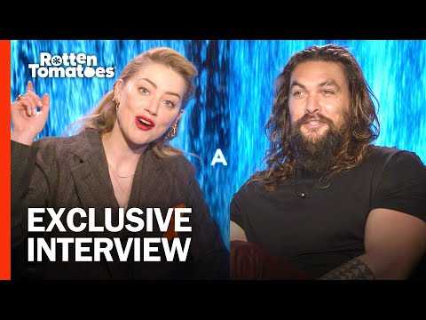 "The 'Aquaman' Cast and Director Reveal How The Movie's ""Spectacular"" World Blew Their Minds"
