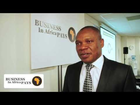 Dr Olugbenga Coker at Business in Africa Pays Nigeria 2014