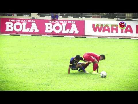 Highlight Liga KG Panasonic U-14 2016/2017 Pekan ke-6 Bagian ke-1