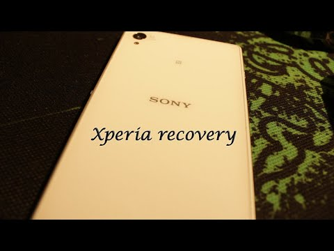 How to install custom recovery on xperia z1 + kernal !