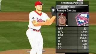 Prelude to 2007 Baseball