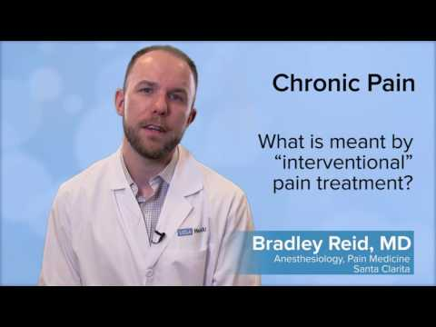 What Is Interventional Pain Treatment? - Bradley Reid, MD   UCLA Pain Center