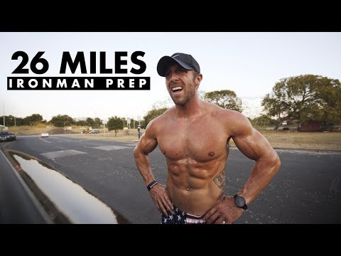 26 Mile Run Day | Ironman Race Day Nutrition Plan
