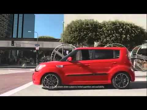 Kia Soul Hamster Famous Funny Commercial 2013 New Car Revi