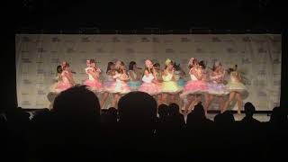 2017年12月3日/ベルエポック原宿/ふわふわ「桜並木」リリースイベント1部.