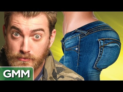 Amazing Butt Facts (GAME)
