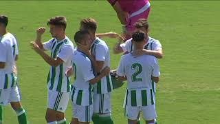 Betis B 4 - Lorca Deportiva 1 (20-08-17)