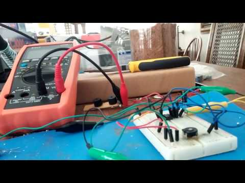 555 timer [variable] square oscillator