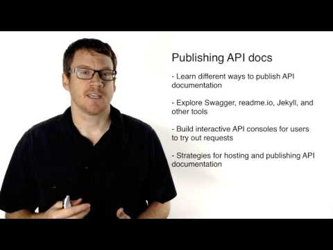 Introduction: Documenting APIs