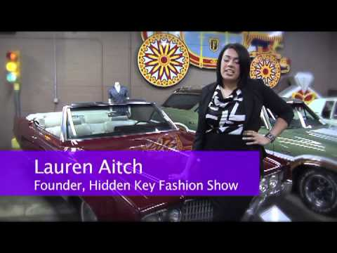 Aitch Foundation Hidden Key Fashion Show - Lauren Aitch