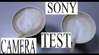 sony m4 как снимает камера
