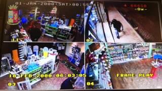 Cagliari, rapina via Simeto - arrestati due tossici
