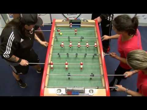 Finale Champion's League Football de Table France vs Allemagne