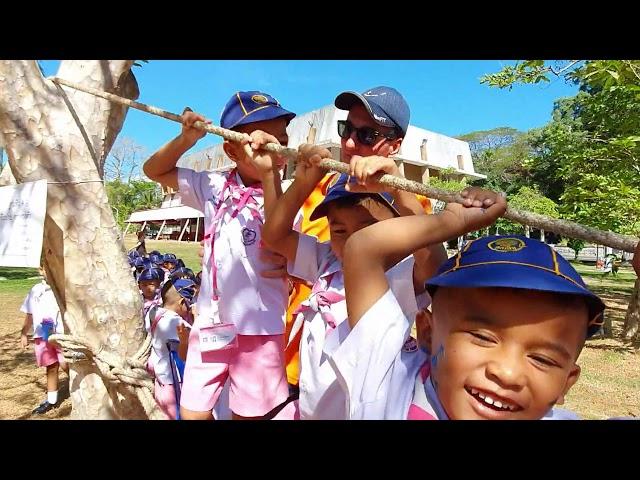 กิจกรรมเดินทางไกลลูกเสือน้อย นักเรียนชั้นอนุบาล 2 ปีการศึกษา 2562