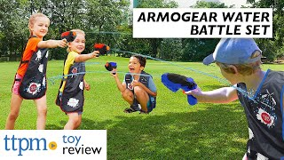 Armogear Water Battle Set from Nesstoy