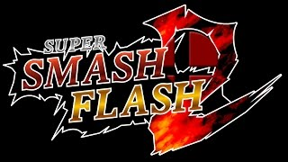 Super Smash Flash 2 - v0.9 - #gameplays #Game