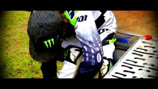 """The Kids Let Rip"" At Washbrook Mx Motocross Track 2011"