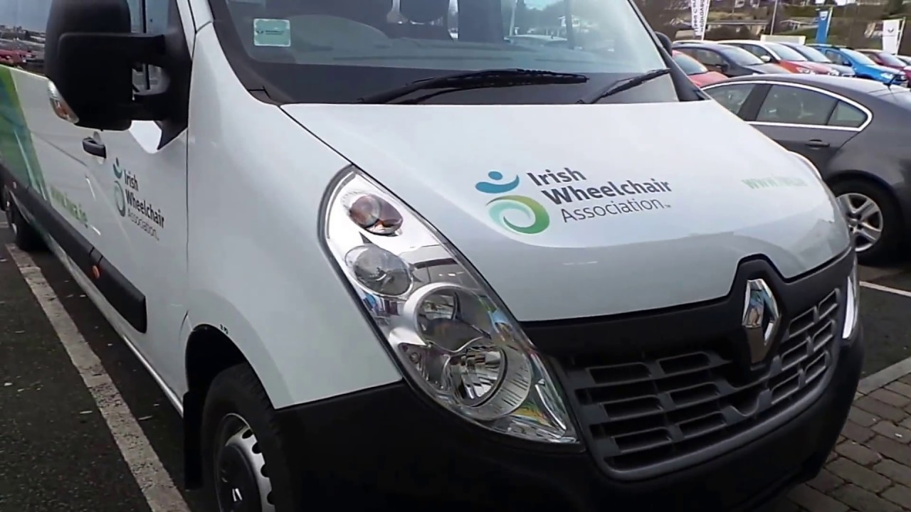 Renault Master Total Conversion To A Wheelchair Accessible Minibus