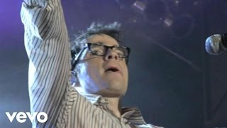 Music video by Weezer performing Buddy Holly live at AXE Music: One...