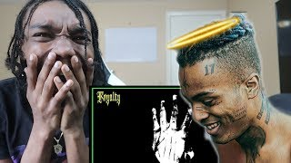 XXXTENTACION - Royalty (feat. Ky-Mani Marley, Stefflon Don & Vybz Kartel) (Audio) Reaction