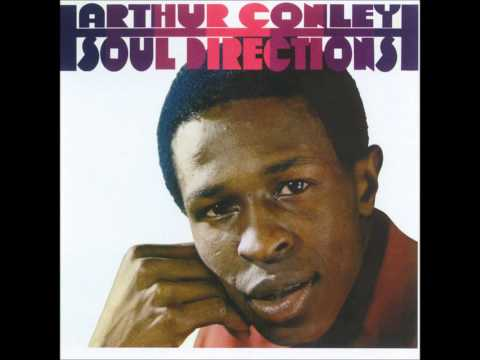 Arthur Conley - Burning Fire