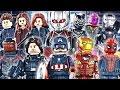 LEGO Marvel : Captain America: Civil War Minifigures - Showcase