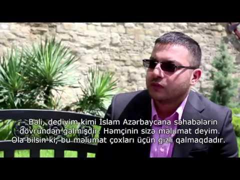Samin Məmmədovun Abu Dabi Kanalına Müsahibəsi
