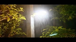 Многофункциональные светодиодные уличные лампы на солнечной энергии DiSHUN