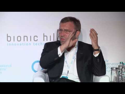 KIEF 2016. Panel discussion: Hi-Tech instruments for Ukrainian Industry Development
