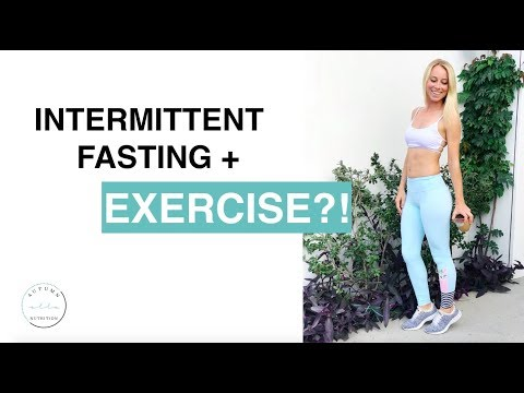 Can you WORKOUT with INTERMITTENT FASTING?